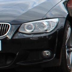 BMW close up at Waterfall