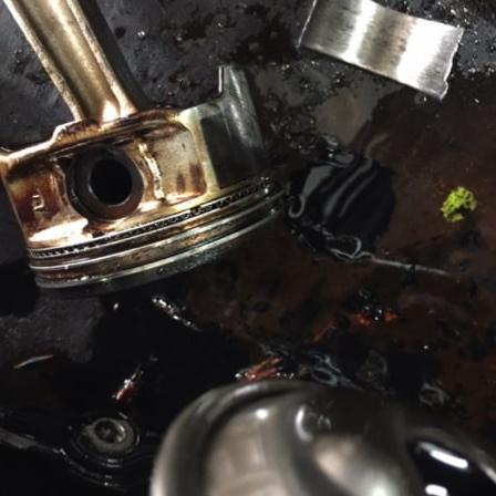 MINI engine rattle repair wimbledon picture 3