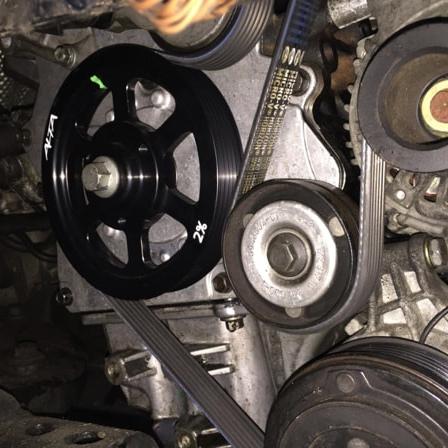 MINI starting problem repair wimbledon picture 2