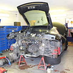 Waterfall Garage Servicing in Wimbledon engine rebuild