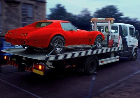 Specialist vehicle transportation
